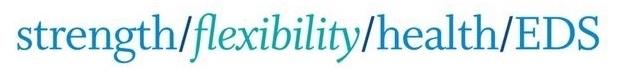 Strength/Flexibility/Health/EDS logo