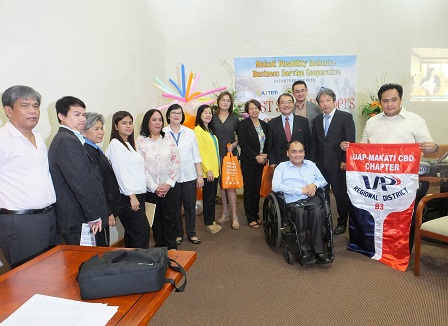 Group photo with partners, stakeholders and supporters