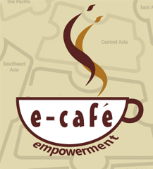 E-Cafe logo