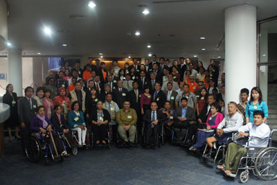 Group Photo Regional Workshop on Disability-Inclusive Agribusiness Developement