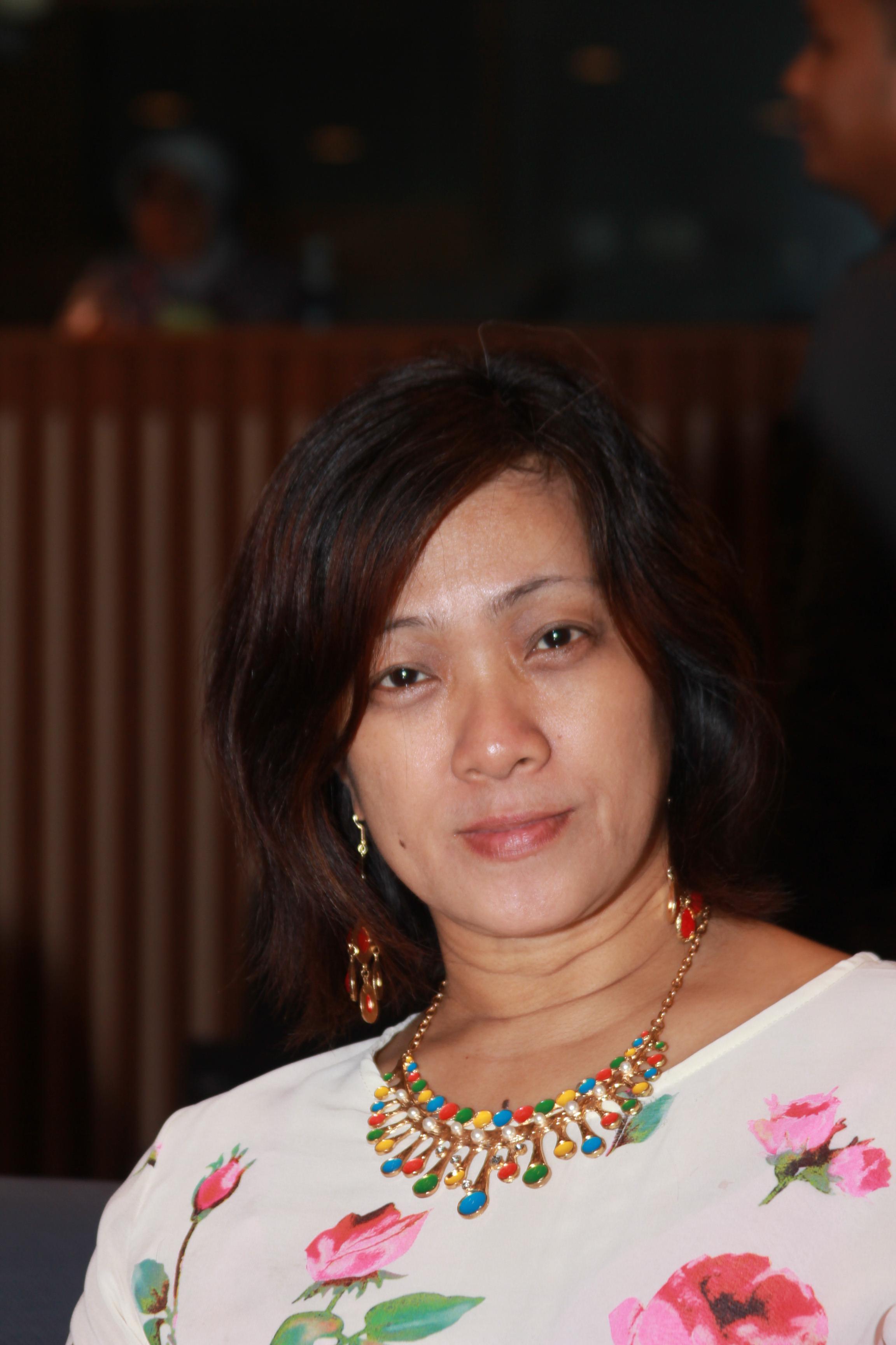 Ms. Carmen Reyes Zubiaga