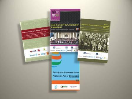 APCD's new publications