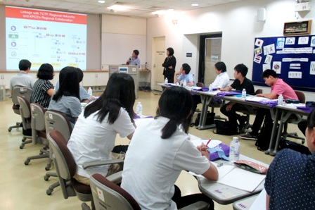 Presentation of APCD activities and projects