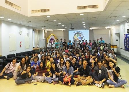 20th Art for All Camp Volunteer Training, Bangkok, Thailand, 25 June 2016