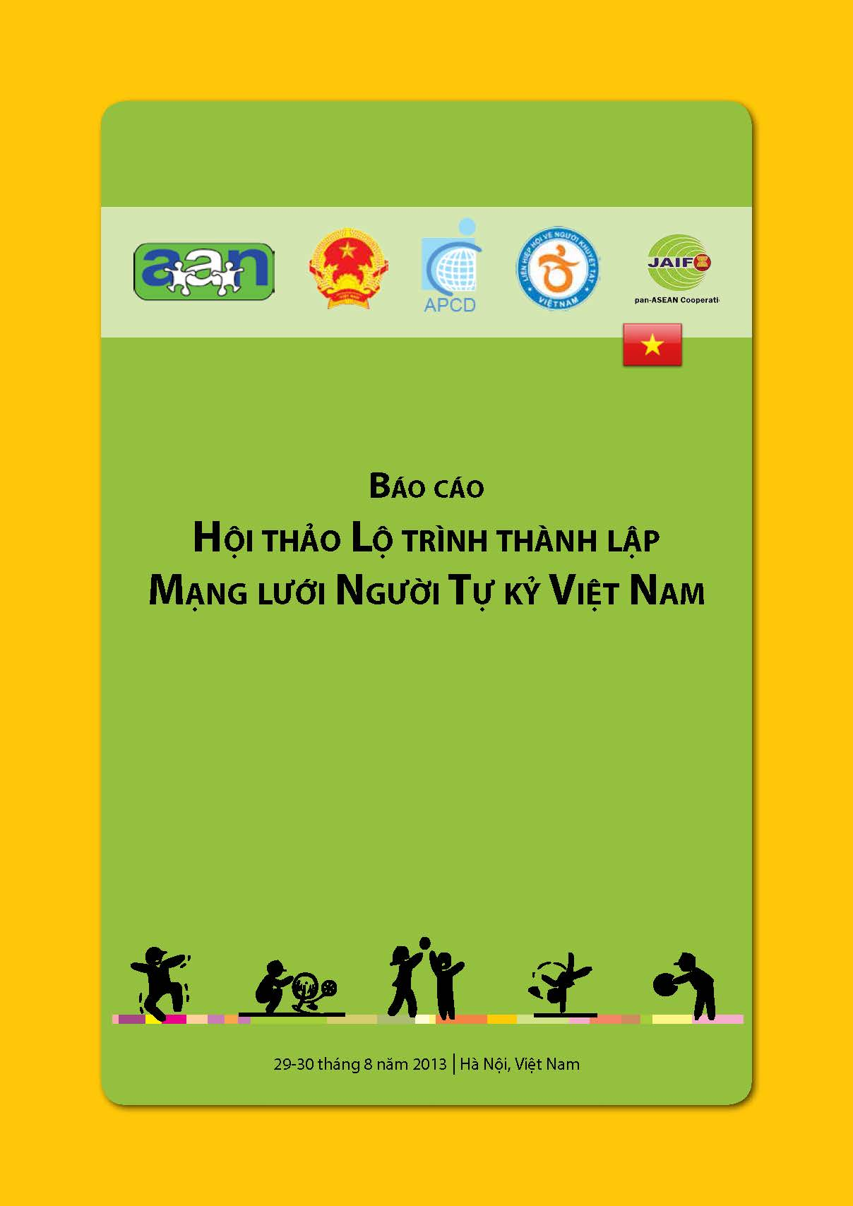 Report Cover (Vietnamese)