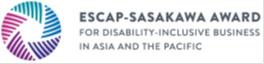 ESCAP-SASAKAWA Award Logo