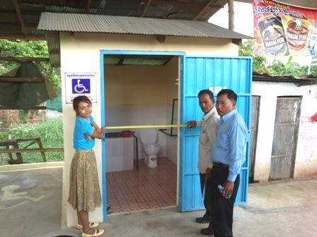 Rural market modification activities in Cambodia's Kien Svay District