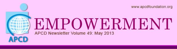 APCD Newsletter