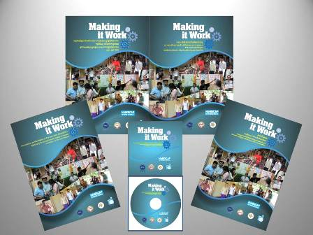 """Making It Work"" booklet and digital format"