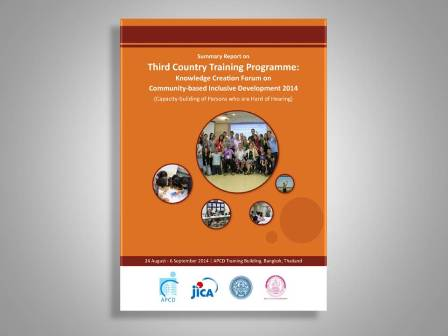 TCTP Report book cover