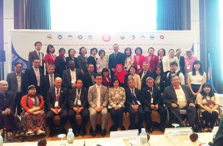 Group photo of participants from ASEAN Member States