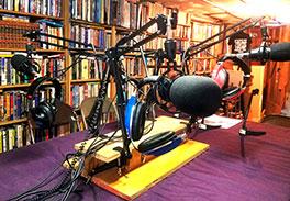 Davie Jone's Locker, Mutiny Podcast Studio