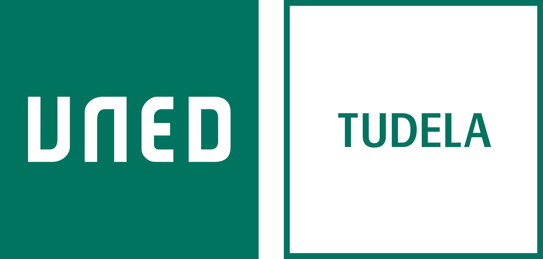 Logotipo UNED - Tudela