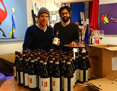 Brad Richards +  NYV + Vietti = One-Nine Barbera
