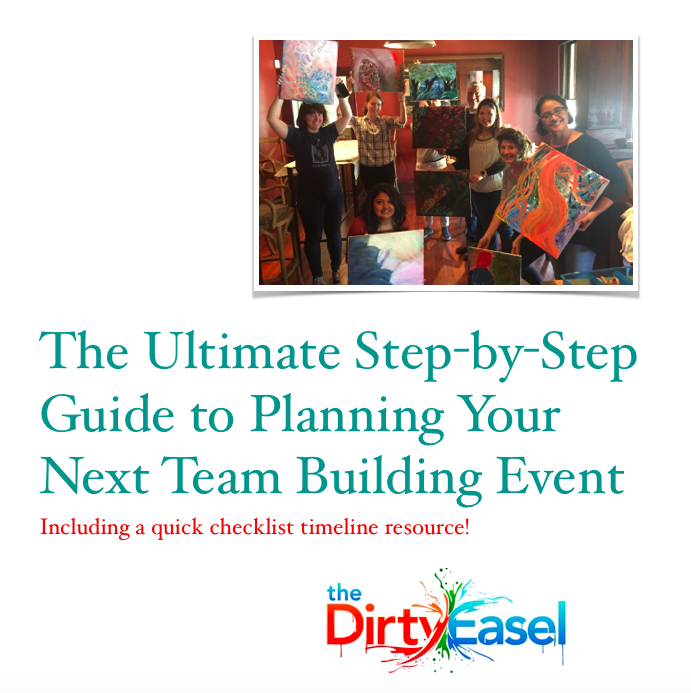 Ultimate Step-by-Step Guide to planning your next team building event