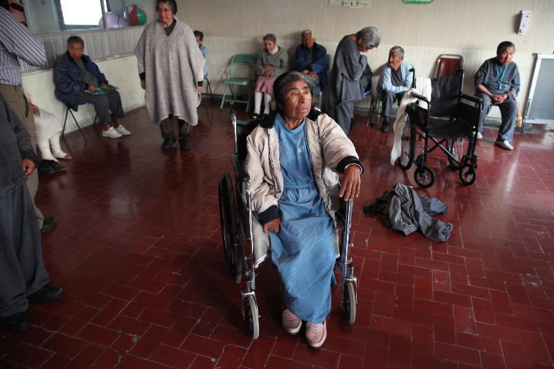 Mexico promises community mental health