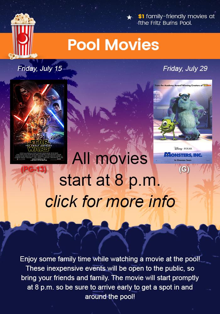 Pool Movies