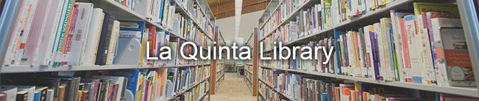 La Quinta Library