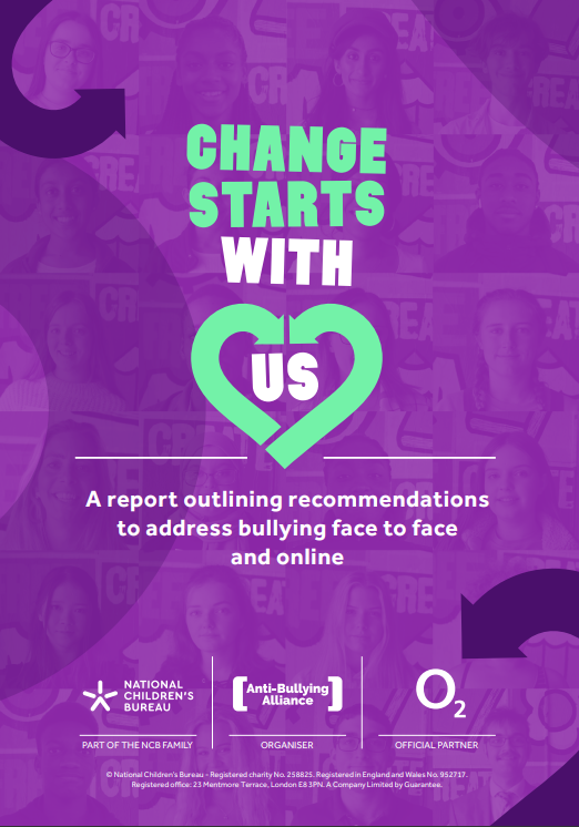 Change starts with us report cover