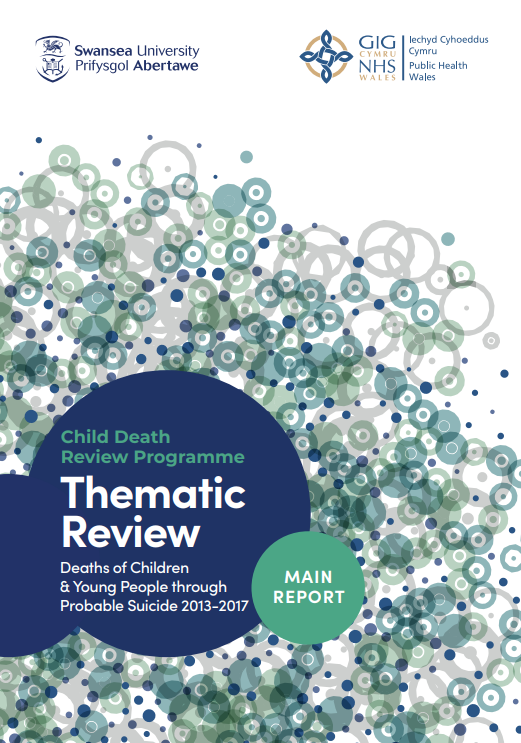 Child Death Review Programme - Thematic Review cover