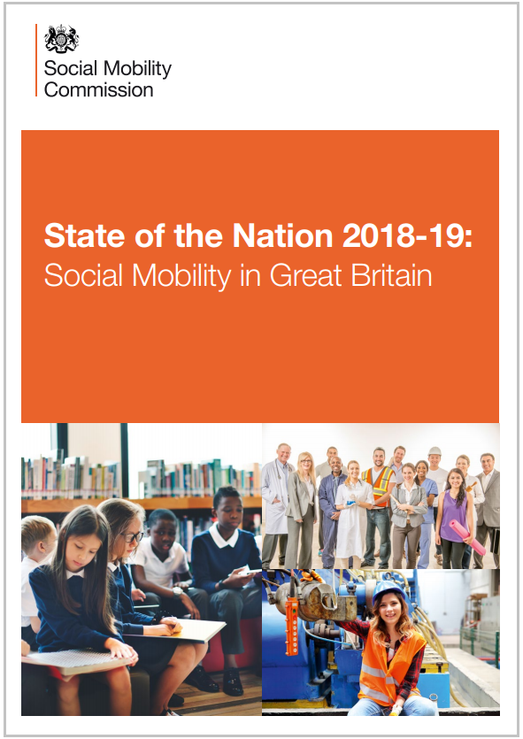 State of the Nation Front Cover