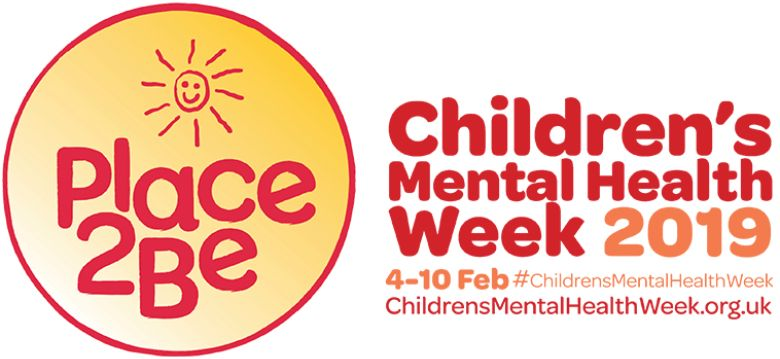 Children's Mental Health Week logo