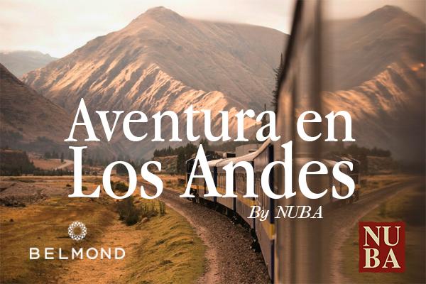 Aventura en Los Andes by NUBA con Belmond