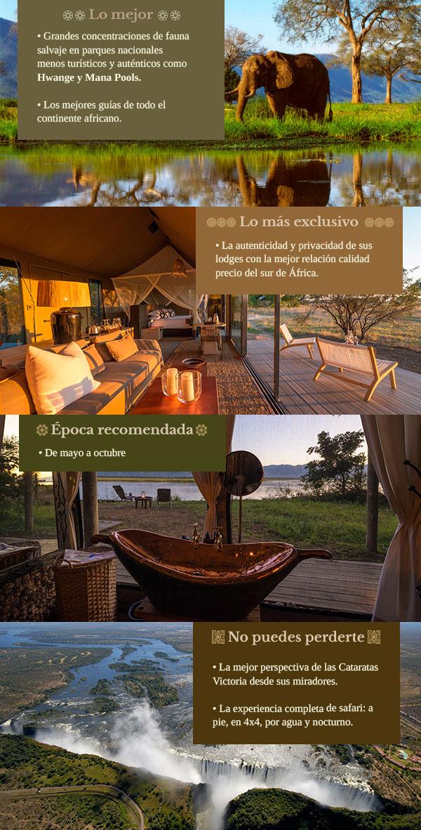 Nuba promociona Zimbabwe