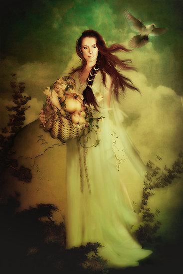 Goddess Demeter