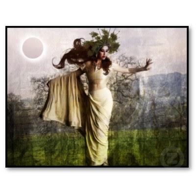 Goddess of Lughnasadh