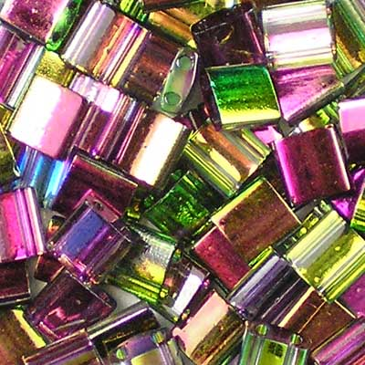 Bead Stampede Magic Orchid Miyuki Tila beads