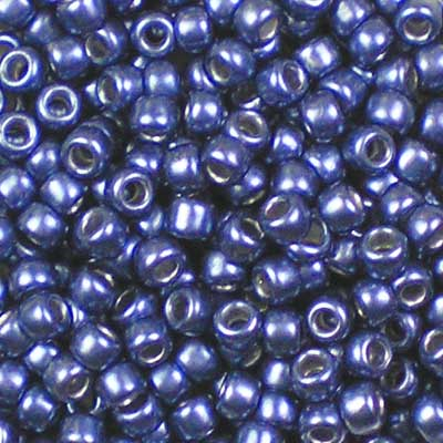 Bead Stampede Toho 8/0 YPS80 ColorTrends: Metallic Niagara