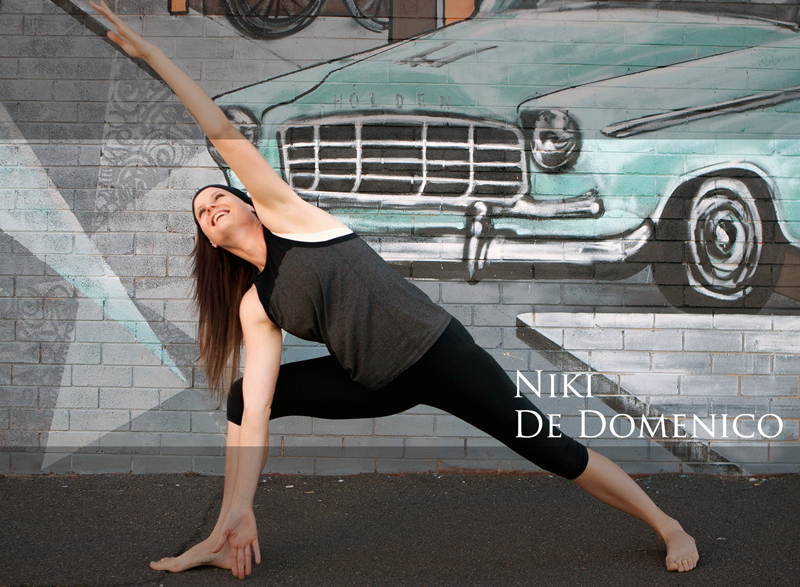 Niki De Domenico Core Yoga Intensive