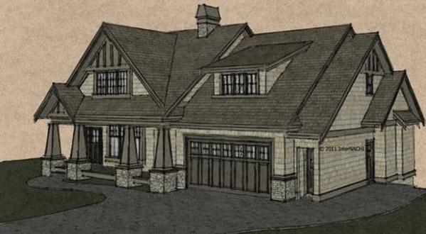 Illustration of home