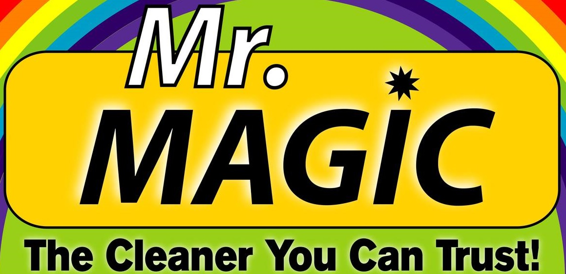 Mr. Magic - the cleaner you can trust!