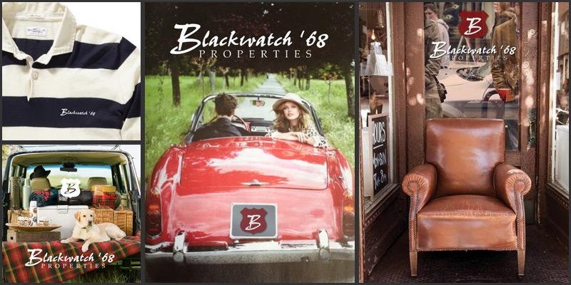 Blackwatch '68 Vintage Modern Properties