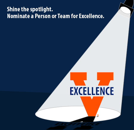 Spotlight on Excellence graphic