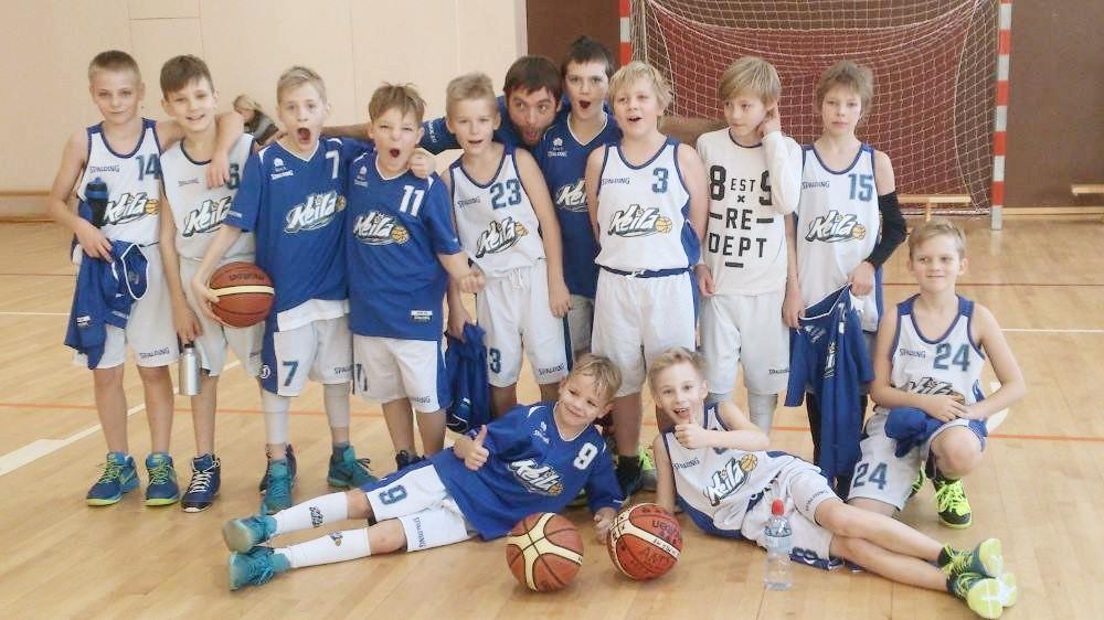 U11 poiste Balti liiga alagrupiturniirile tõmmati joon alla