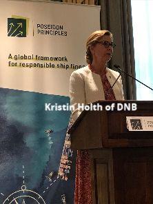 Kristin Holt of DNB