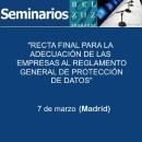 Desayuno sobre derecho de Seguros Madrid (25 de octubre)