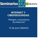Desayuno de trabajo sobre Internet y ciberseguridad - Riesgos y mecanismos de protección (10 de junio - Madrid)