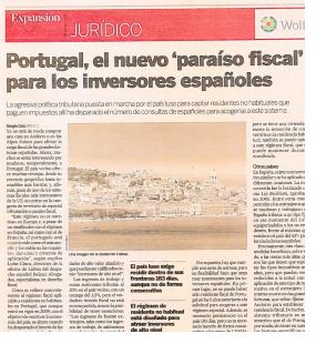 Portugal, el nuevo 'paraíso fiscal' para los inversores españoles