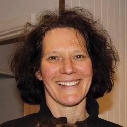 Madeleine Scott Winter, smiling!
