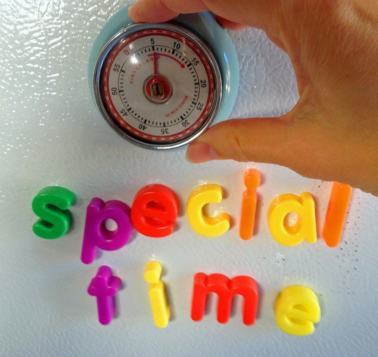 Special Time - Photo of timer