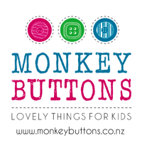 Monkey Buttons Lovely Things for Kids
