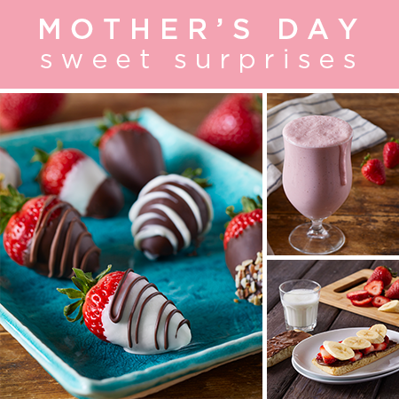 Mother's Day Sweet Surprises