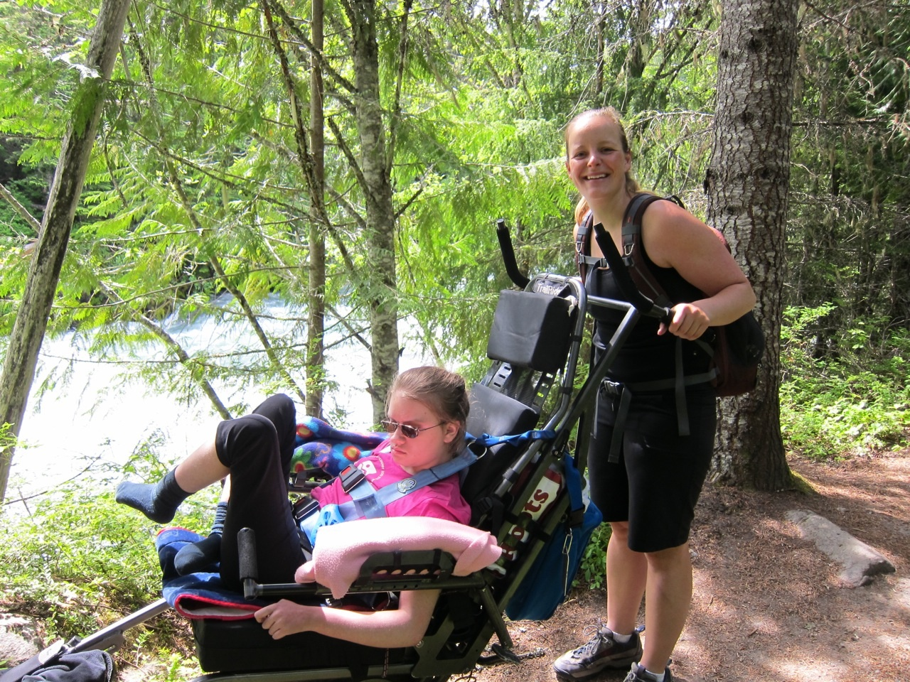 Whistler Adaptive Sports Program Trail Rider