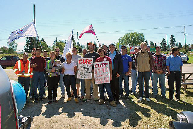 CUPE 1490