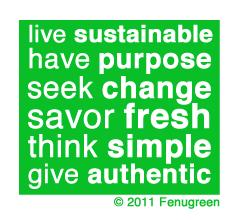 Fenugreen Manifesto