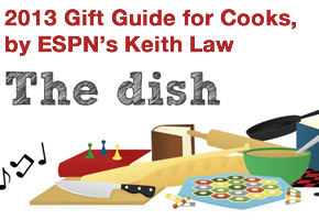 [PHOTO] FreshPaper Featured on The Dish Gift Guide